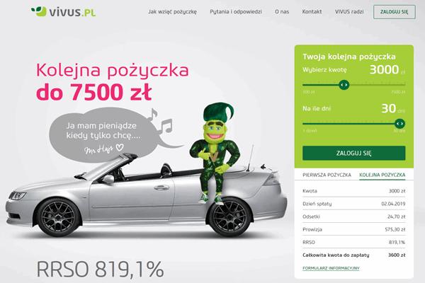 Vivus Lipiany  zadzwoń 600 111 551