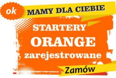 Sprzedam zarejestrowane karty sim orange Zabrze  zadzwoń 887 332 665